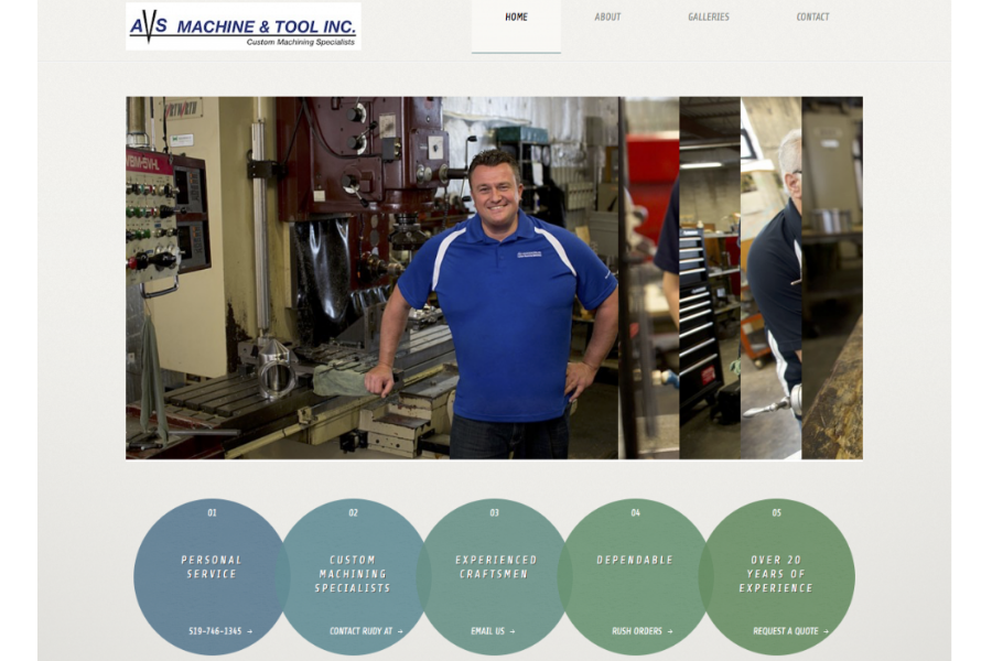 AVS Machine and Tool